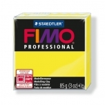 Fimo Proffessional 1 Lemon yellow 85gr