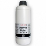 Daily art akrüül Artist Mixing White 1000ml