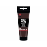 Akrüülvärv Marabu 100ml 040 Medium brown