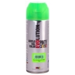 NovaSol PintyPlus Evolution värvispray 400ml GreenFluo F136