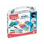 Tahvlivahendite komplekt Maped Creativ Board Essentials