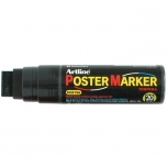 Plakatimarker ARTLINE 20 mm  Must