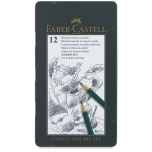 Graphite pencil CASTELL 9000 Art set 119065 8B-2H  12tk komplektis)