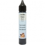 Daily Art Candle paint pen Black 25ml DA12128120