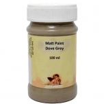 Matt akrüül Dove Grey 100ml Daily Art  DA12144820