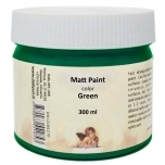 Matt akrüül  Green 300ml Daily Art DA12104300