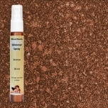 Mixed Media Glimmer Spray Bronze 30ml  DA15111620