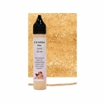 3D Glitter Pen Gold 25ml DA16102630
